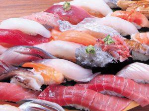 魚がし鮨流れ鮨沼津店