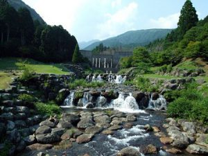 水と緑の杜公園【長泉・桃沢川】