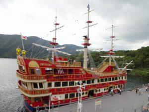 箱根観光船(箱根海賊船)【芦ノ湖】