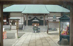 達磨寺(健康寺)【富士見山・大だるま】
