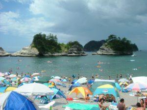 乗浜海水浴場